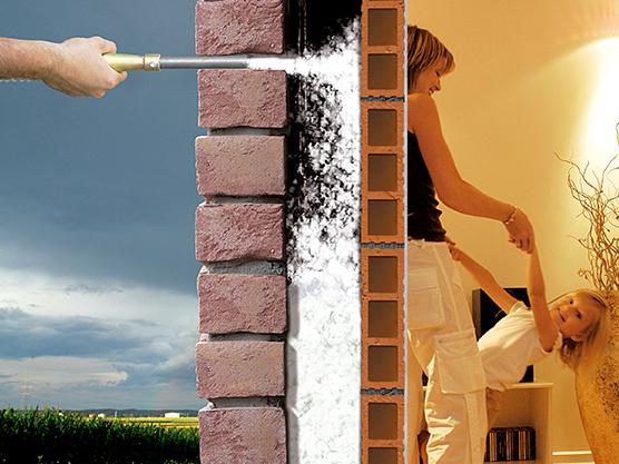 Rehabilitación energética de viviendas unifamiliares con Supafil