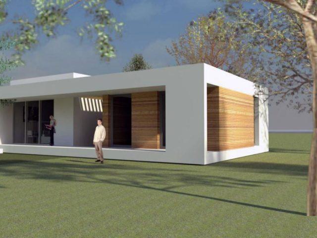 Vivienda Unifamiliar Passivhaus Plus «Casa Vona» – Alicante