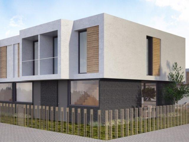 29 viviendas adosadas Passivhaus en Burgos