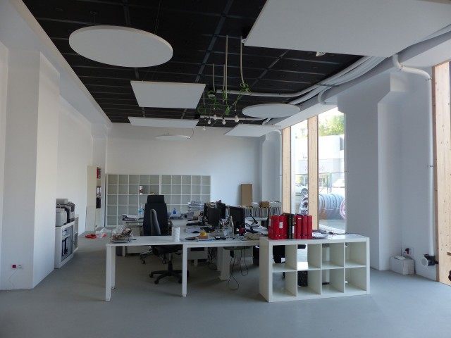 Proyecto Passivhaus – oficina pasiva en Donosti