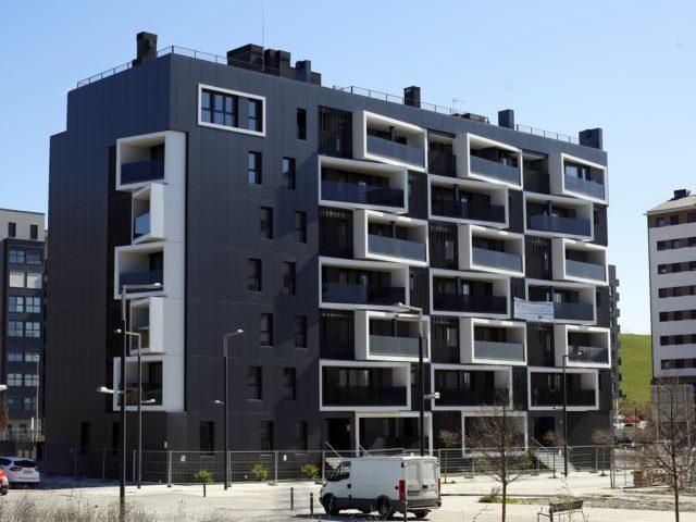 La fachada: El elemento clave en el comportamiento térmico del edificio